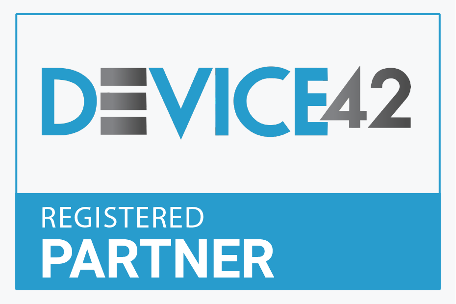Device42 Partner Logo